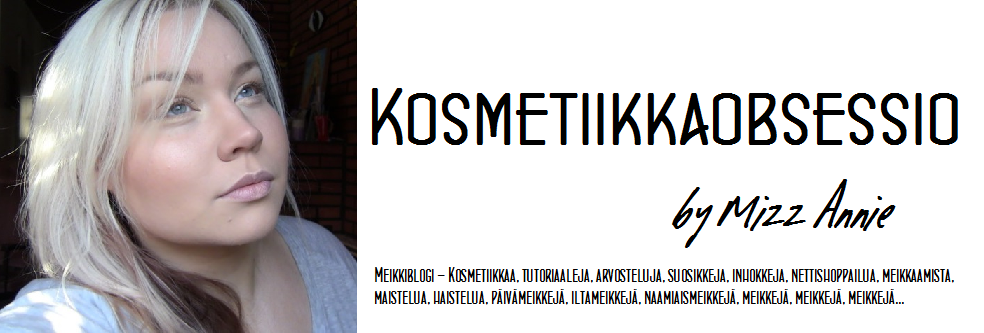 Kosmetiikkaobsessio