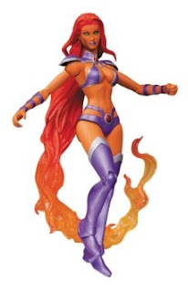 Click here to purchase your New 52 Starfire action figure at Amazon!