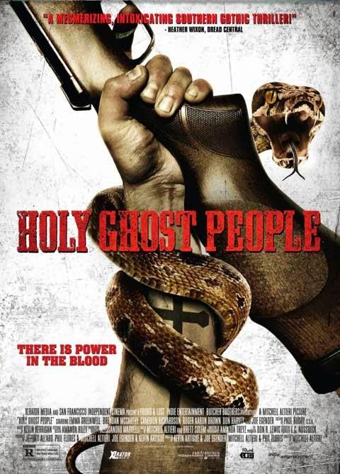 xem phim Giáo Hội Rắn Thánh - Holy Ghost People