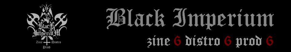 Black Imperium Zine