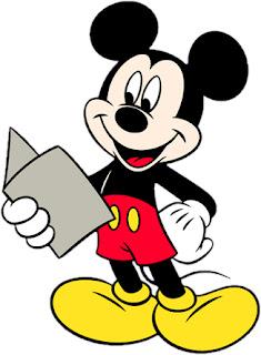 Kumpulan Gambar Micky Mouse Terbaru
