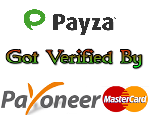 Verify Payza Account