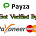 Create & Verify Payza Account In Pakistan
