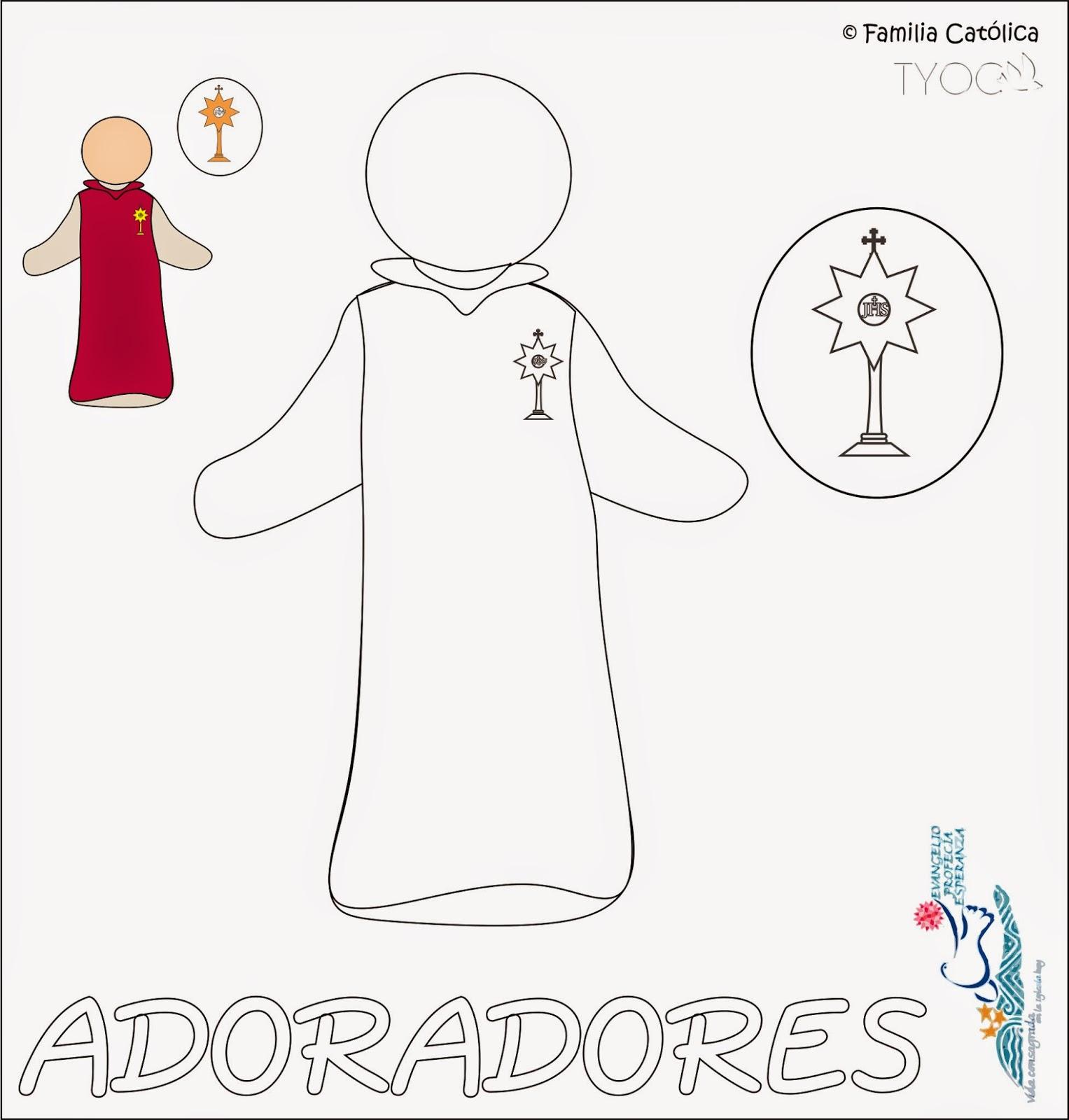 TARJETAS Y ORACIONES CATOLICAS: AÑO DE LA VIDA CONSAGRADA PARA COLOREAR