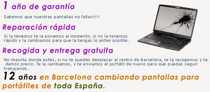 15 oct 2014 servicio t cnico de reparaci n de portatiles for Reparacion de portatiles en barcelona