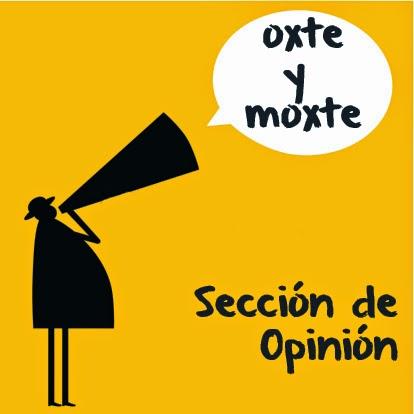 Sección Oxte y Moxte
