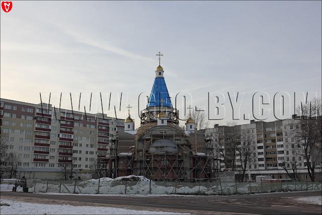 Приход храма иконы Божией Матери 'Неупиваемая Чаша'