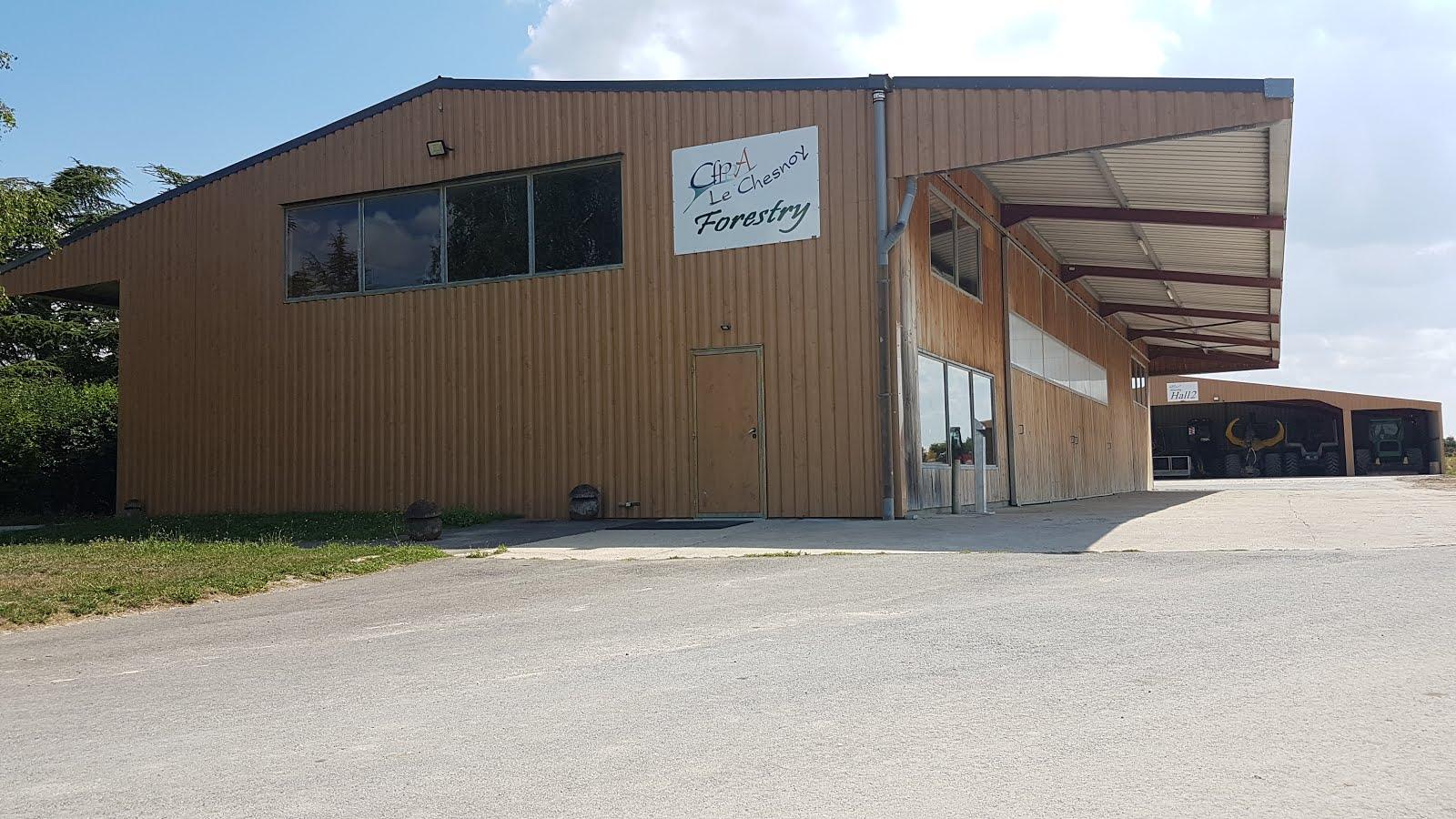 2020: Le CFPPA Forestry devient l'Atelier Technologique Forestier de l'EPLEFPA du Loiret