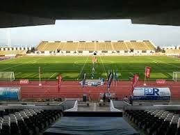 Estadio Municipal de La Línea de la Concepción.