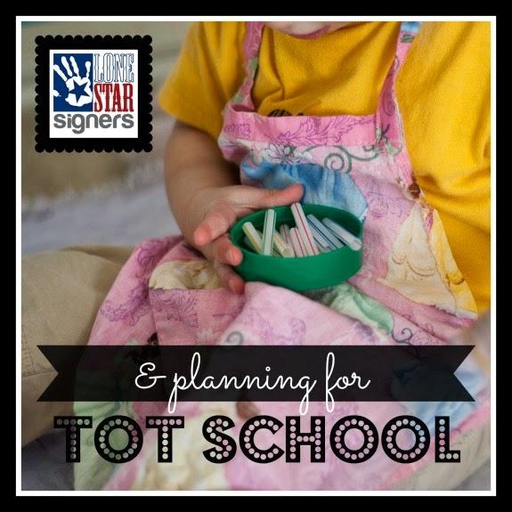 Tot School: Online Resources & Printables