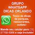 Grupo Dicas Orlando no WhatsApp! Participe!