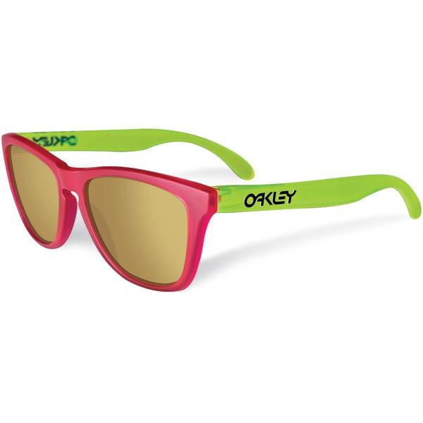 oakley frogskins rosa