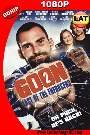 Goon: Last of the Enforcers (2017) Latino HD BDRIP 1080P ()