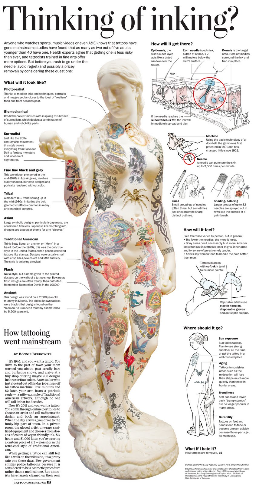 Whims And Fancies Tattooing For Dummies