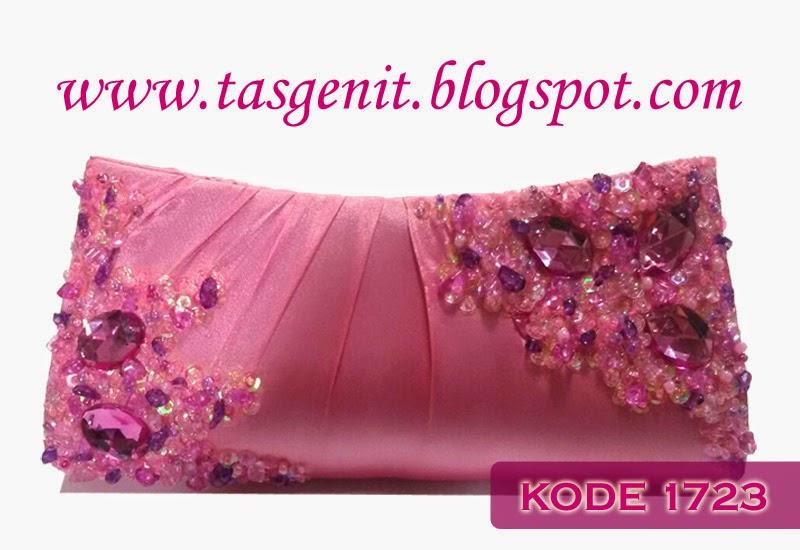 tas pesta model terbaru 2015, tas pesta payet, tas pesta pink, tas untuk kondangan, clutch bag cantik