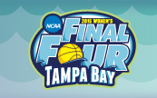 2015 NCAAW tournament logo