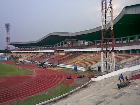Stadion Lokal untuk PES 2015