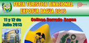 EXPOTUR BAGUA 2013