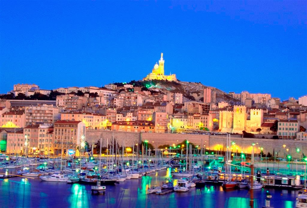 Centro Histórico Marsella, Francia