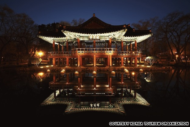 Kwanghan Pavilion (광한루)