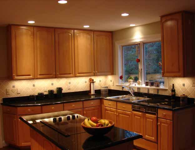 Tips Mengatur Lampu Pencahayaan Untuk Dapur Modern