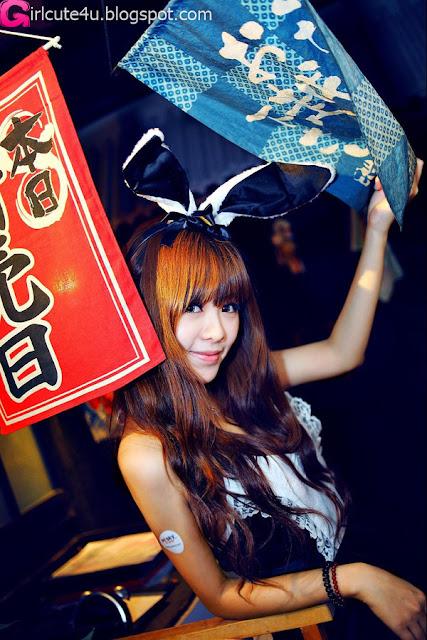 4 Wang Tingyu - Bunny-very cute asian girl-girlcute4u.blogspot.com