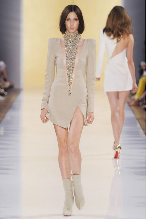 Alexander Vauthier Couture FW 2012, runway fashion, runway, Couture gown, couture collection