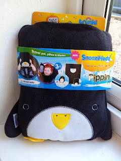 Trunki, Trunki travel, Trunki Snoozihedz