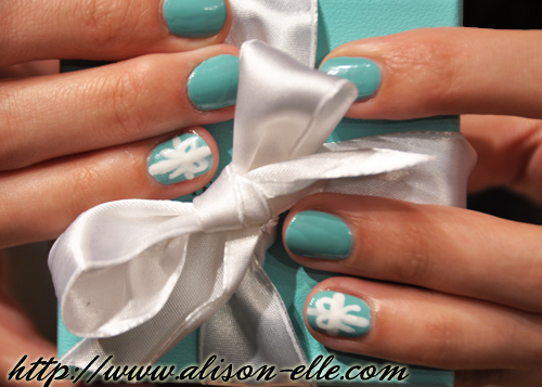 I Ve Always Loved The Idea Of Having Nails That Match Tiffany Co S Infamous Blue And Thanks To China Glaze For Audrey Now They Do