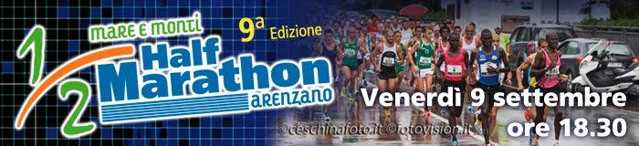 Half Marathon Arenzano