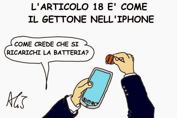 iphone, renzi, articolo18, leopolda