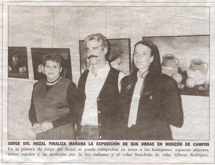 Jorge del Nozal periodico diario palentino
