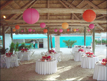Garden Wedding Ideas Decorations
