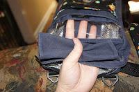 feeding tube backpack, super mini backpack, feeding essentials backpack, strap pals, chest strap, infinity, Kiwi backpack, zevex infinity enteral feeding pump  , EnteraLite, failure to thrive, feeding tube, G tube, G/J tube, mic-key, special needs, tubie