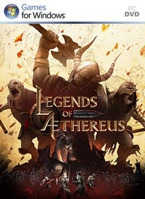 Legends of Aethereus PC Coverbox Legends of Aethereus RELOADED