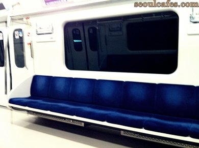 korea seoul airport subway