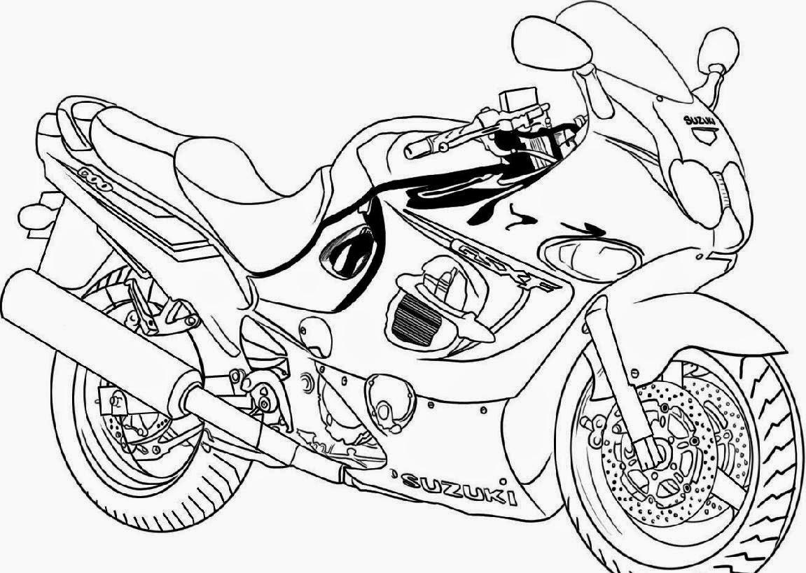 Berühmt Dirt Bike Coloring Page Galerie - Malvorlagen Von Tieren ...