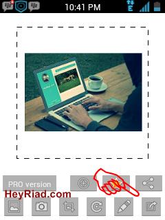 Aplikasi Agar DP BBM Android Tidak Di Crop