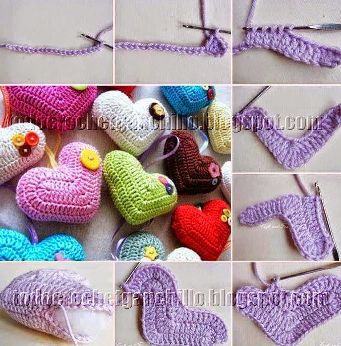 enero 2015 | Todo crochet