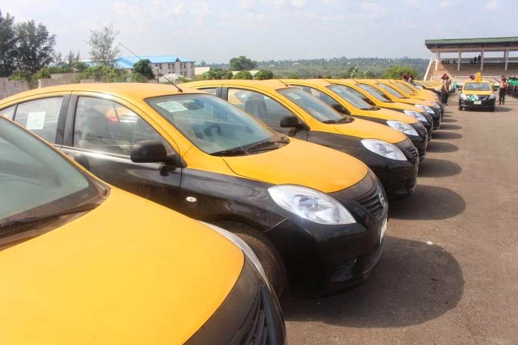 BOOK OR CALL AN ANAMBRA TAXI