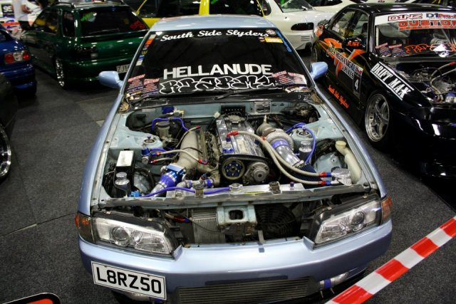 Hytech Engines Workshop Blog Customer Cars