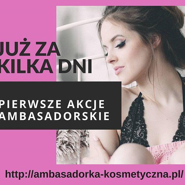 #ambasadorkakosmetyczna