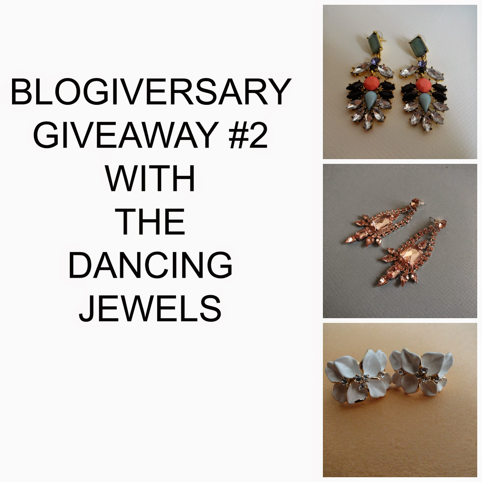 Blogiversary giveaway #2 with The Dancing Jewels. [OPEN] image