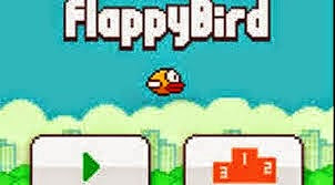 Main Game Flappy Bird Bikin Kesal