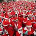 Την Κυριακή στην Αθήνα το 2ο Athens Santa Run
