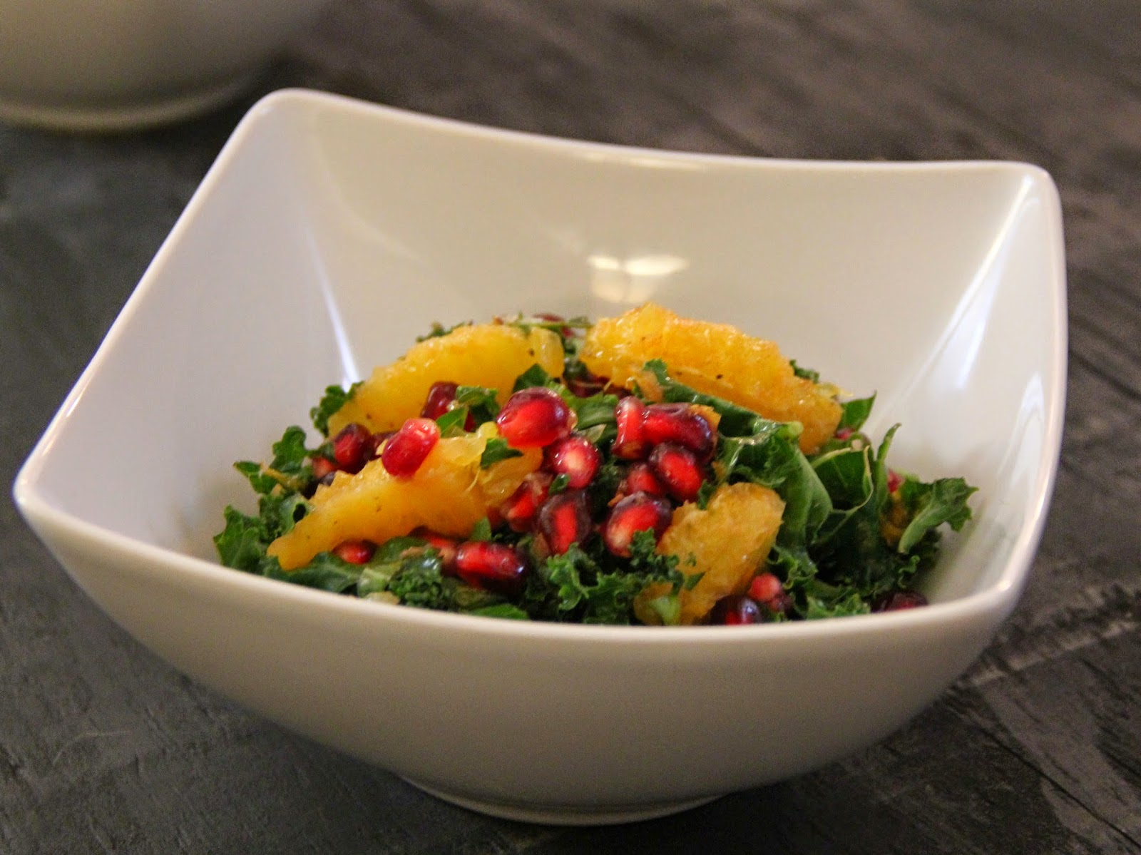 ... dressing kale with oranges and mustard holiday make ahead dishes kale