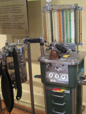 ohio anesthesia machine
