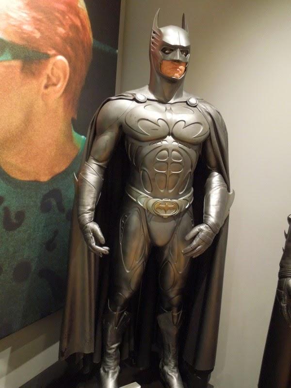 Original Val Kilmer Batman Forever Sonar Batsuit