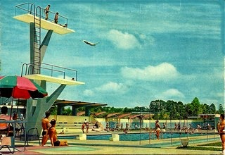 PISCINA DE MALANJE EM 1969