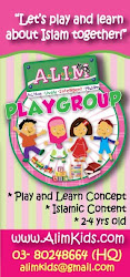 Join our ALIMKids PLAYGROUP
